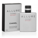 схож с Allure Homme Sport Chanel